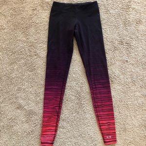 a05b58edf06b Ombré Champion Workout Leggings Size XS